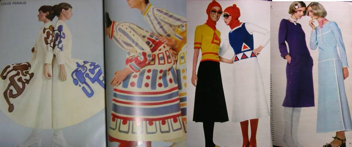 素敵な70年代ファッショングラビア満載の広告が200P以上で計350Pほどの分厚さ。